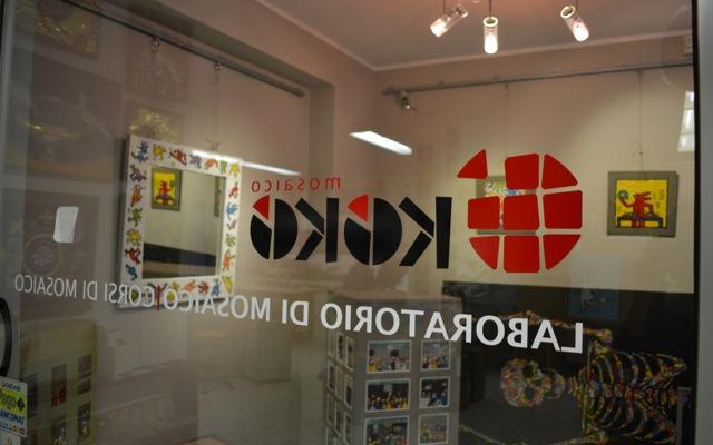 Die Galerie.