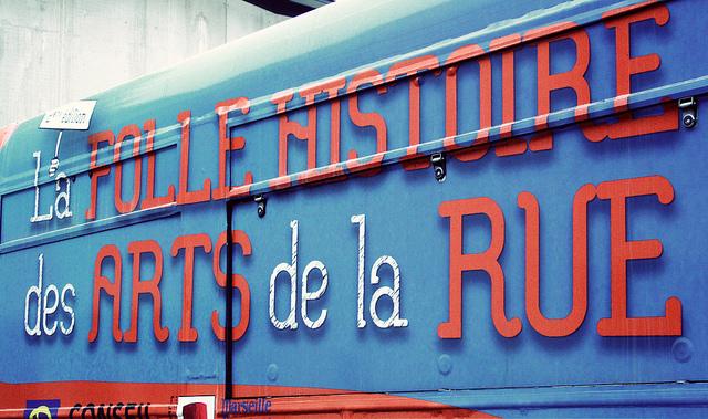 La Folle Histoire des Arts de la Rue