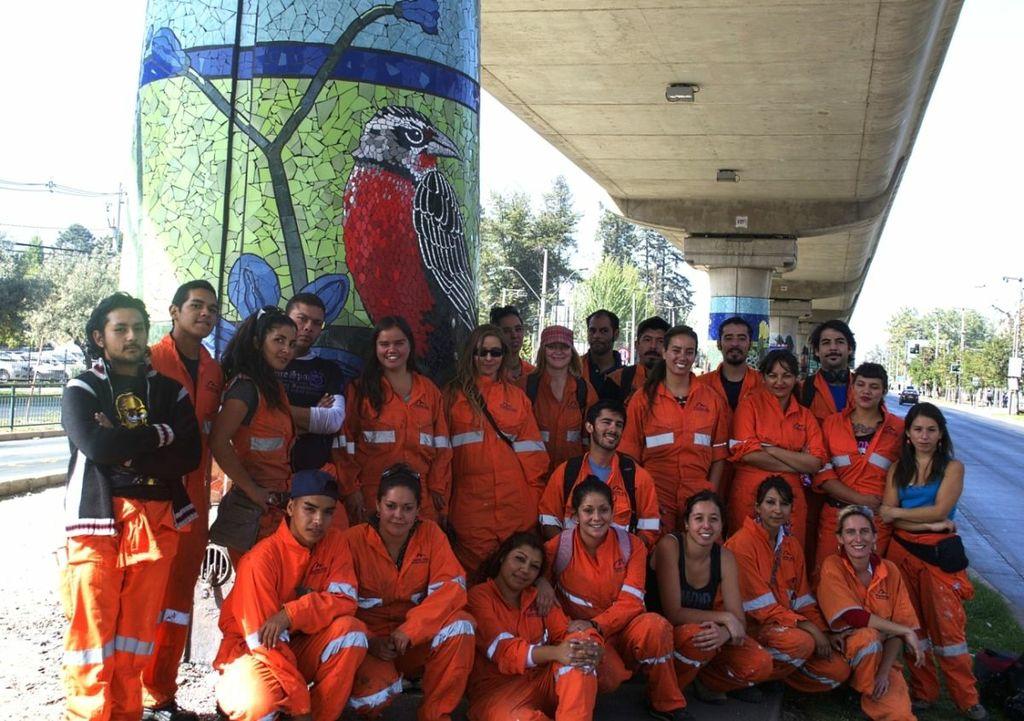 Puente Alto - Team März 2012
