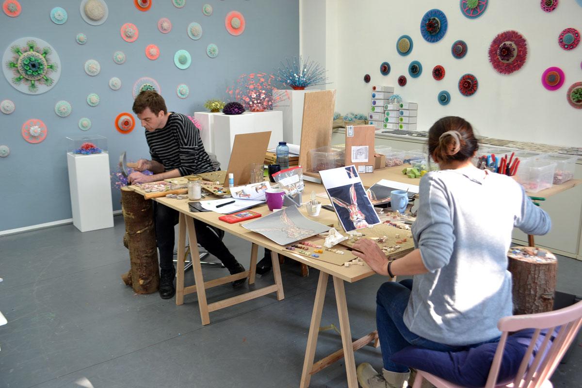 mused Academy - Mosaik Workshops