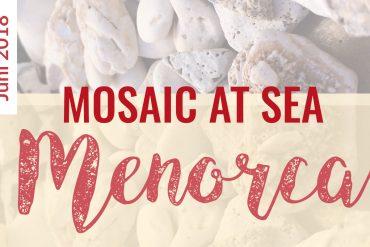 Mosaic at Sea Menorca