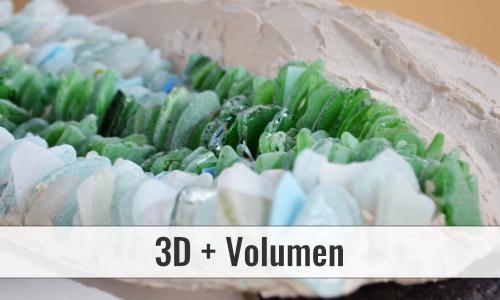 3D und Volumen Mosaik Workshop in Düsseldorf