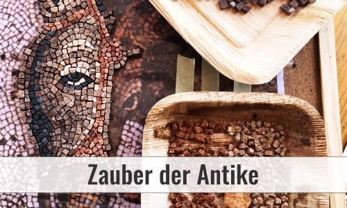 Workshop römische antike Mosaiken in Düsseldorf