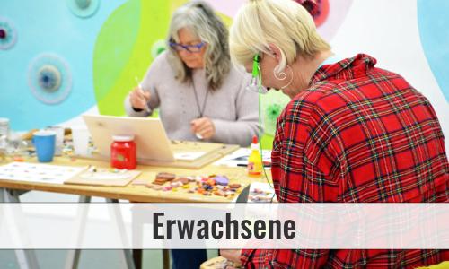 fortlaufender Mosaikkurs in Düsseldorf Erwachsene