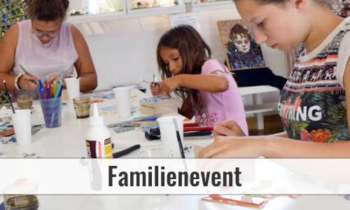Mosaikkurs als Familienevent in Düsseldorf