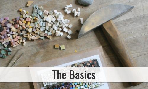 Mosaic Workshop Basics