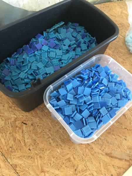 Blau Blau Blau