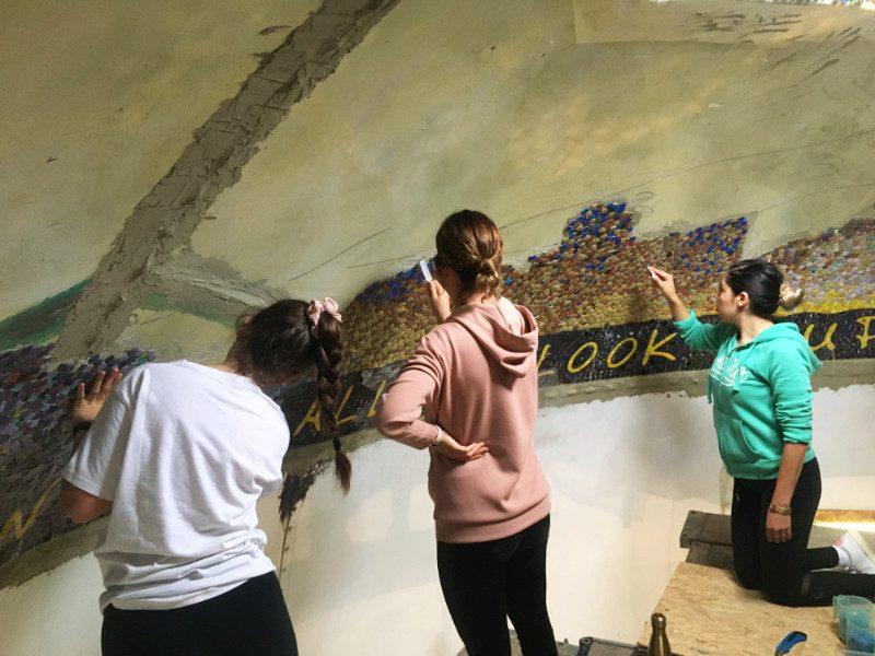 Himmelsfels_Mosaik_Teamwork