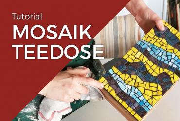Mosaik Teebox Anleitung