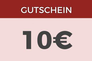Gutschein mused mosaik 10 €