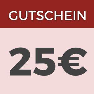 Gutschein mused mosaik 25 €
