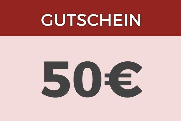 Gutschein mused mosaik 50 €