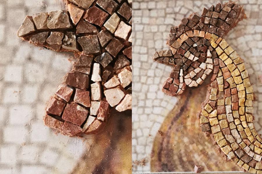Zauber der Antike - Mosaik römisch